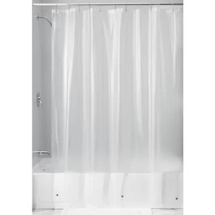 wynsum vinyl single shower curtain