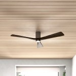60 Rosalind 3 Blade Led Propeller Ceiling Fan With Light Kit Included Reviews Allmodern