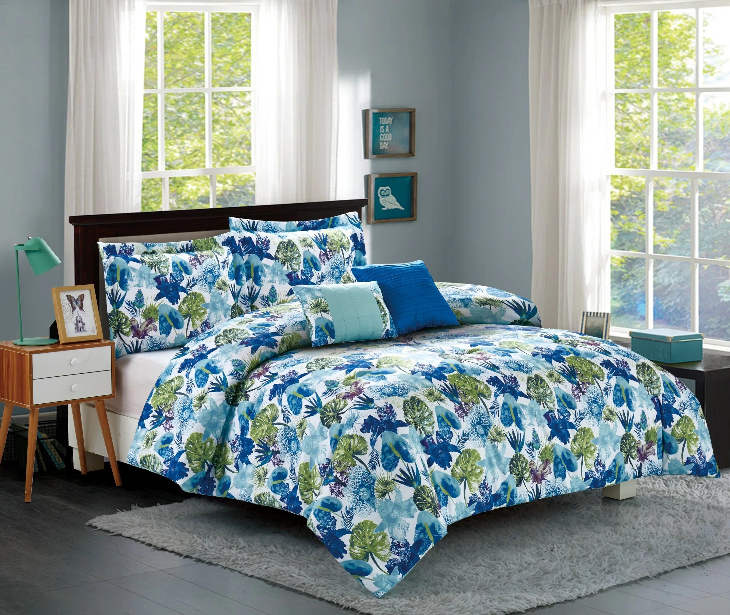 ace reversible comforter set