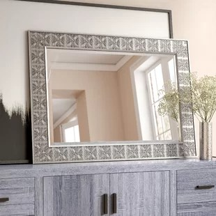 accent mirrors living room diy shelves in wall you ll love wayfair medallion mirror