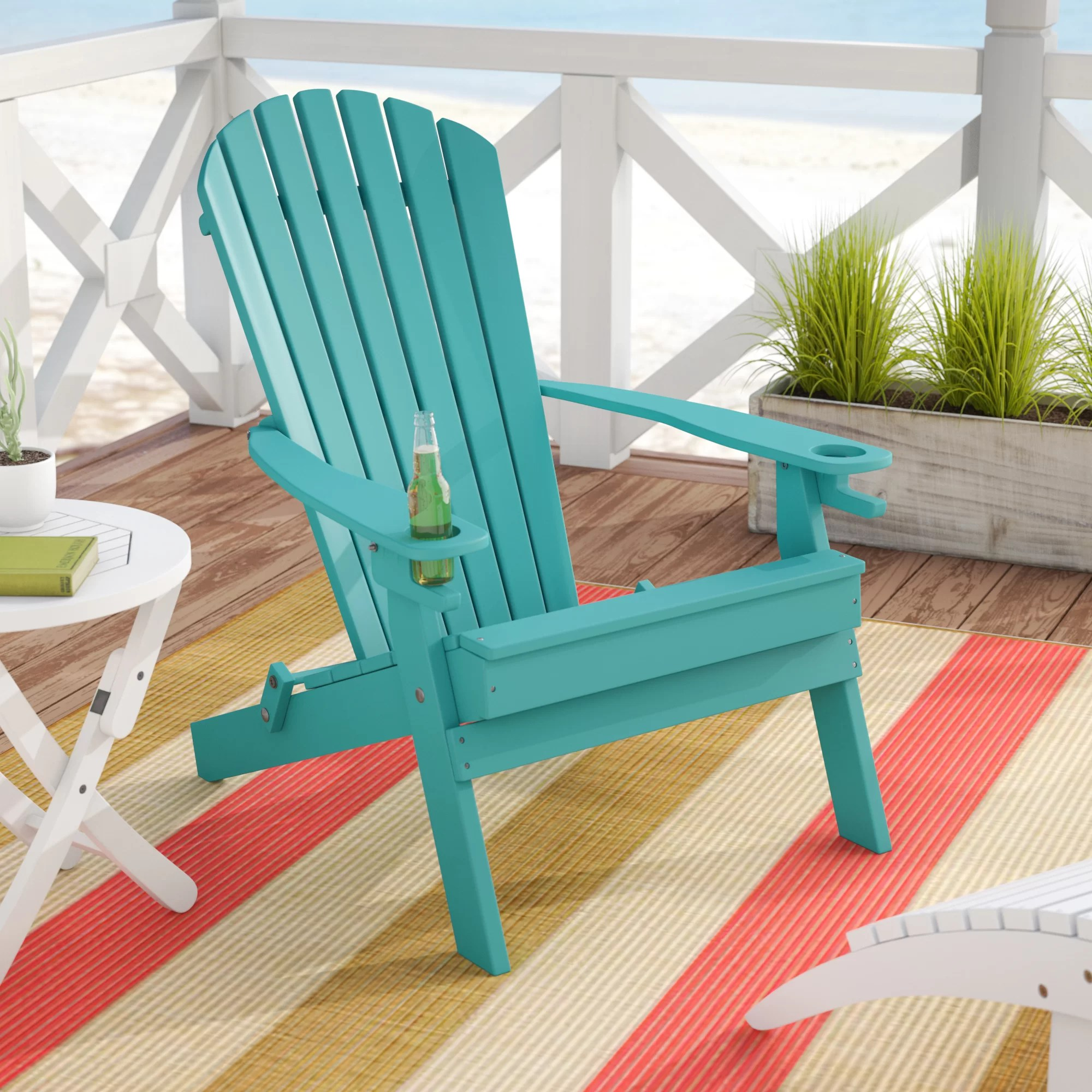 Folding Adirondack Chairs You Ll Love In 2020 Wayfair