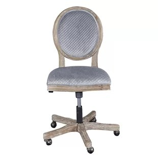 desk chair with wheels race seat office chairs birch lane makoti task