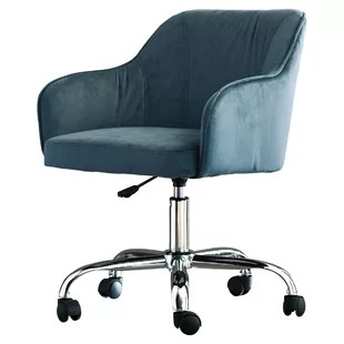 fancy office chairs comfy desk joss main quickview