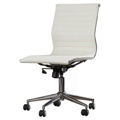 Desk Chairs White Rocking And Gliders Van Wyck Conference Chair Reviews Allmodern