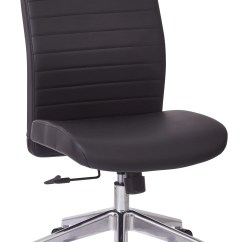 Office Chair High Back Blue Velvet Arm Chairs Osp Furniture Armless Executive Wayfair