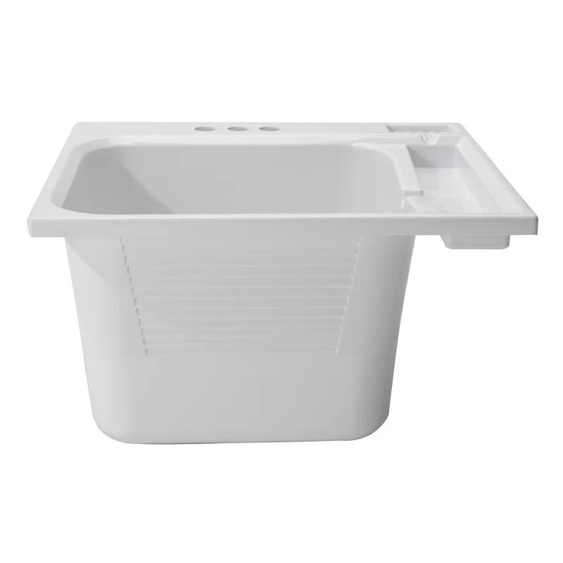 sink essential kit laundry utility sinks