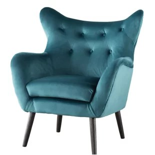 modern accent chairs mini high chair target contemporary allmodern bouck wingback