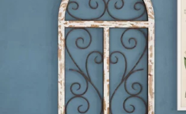 Cast Resin Architectural Wall Decor Home Decorating Ideas