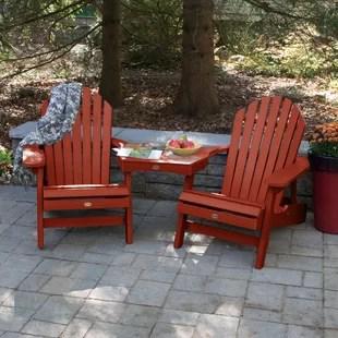 red adirondack chairs hans wegner rocking chair you ll love wayfair quickview
