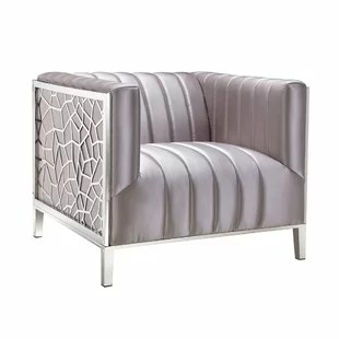 accent chairs gray pattern aluminium and tables patterned wayfair quickview