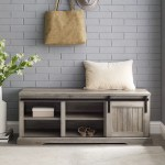 Cottage Country Storage Benches You Ll Love In 2021 Wayfair