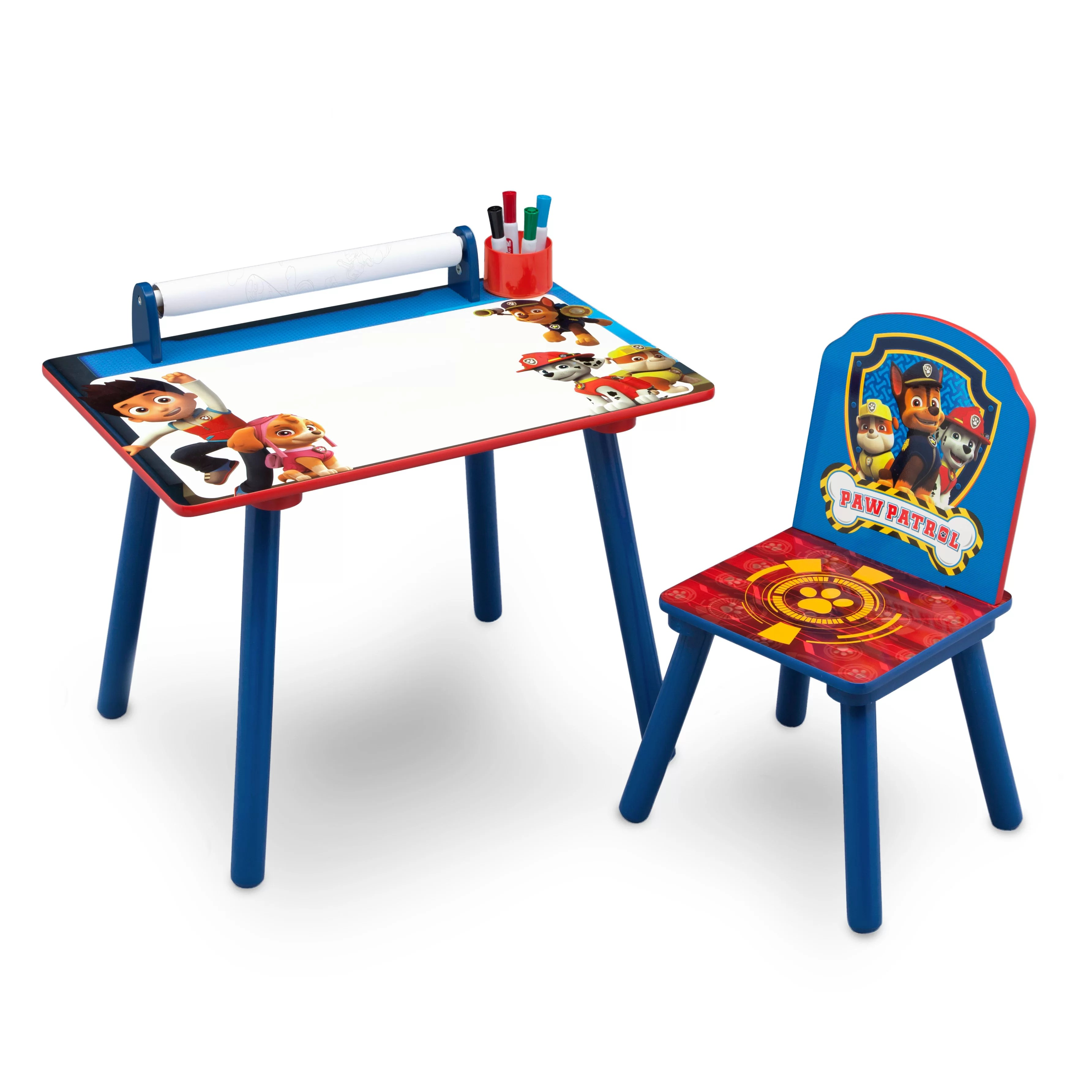 Activity Chair Paw Patrol Children S Activity Desk And Chair
