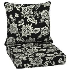 White Lounge Chair Cushions Black Patio Chairs Canora Grey Outdoor Cushion Reviews Wayfair