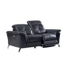 Electric Recliner Sofa Not Working Simmons Urban Black Soft Leather Full Size Sleeper Loveseat Wayfair Tom Reclining