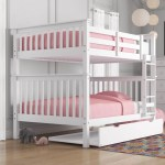 Harriet Bee Lindy Mission Bunk Bed With Trundle Reviews