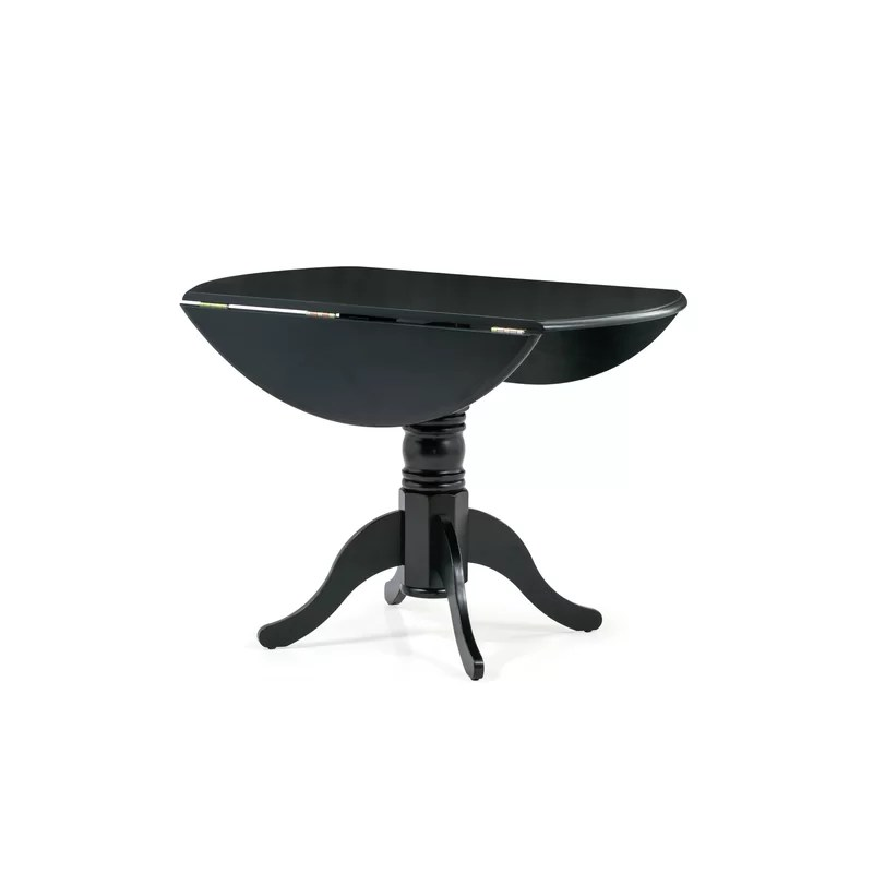 White Round Small Dining Table