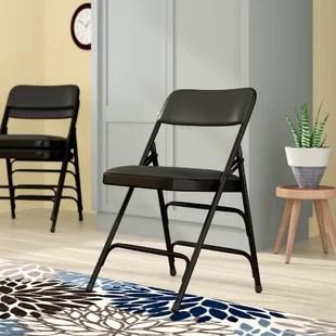 vinyl folding lawn chairs hanging chair xl padded wayfair save