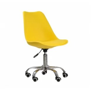 yellow office chair side end table with cup holder chairs you ll love wayfair co uk quickview