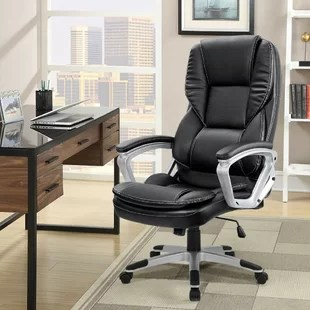 minimal chair height stand test target lawn chairs folding heavy duty office you ll love wayfair higdon executive