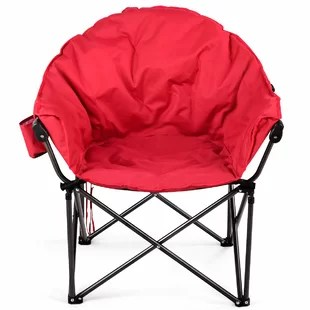 fold out lawn chair best buy game oversized folding chairs wayfair cheshire moon camping