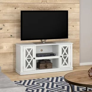 tv stand for small living room navy blue and black ideas stands spaces wayfair quickview