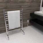 Amba Solo Freestanding Electric Towel Warmer Reviews Wayfair