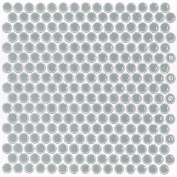 gray penny tile
