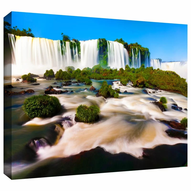 Brazil 2 by Cody York Photographic Print on Wrapped Canvas Size: 16 H x 24 W