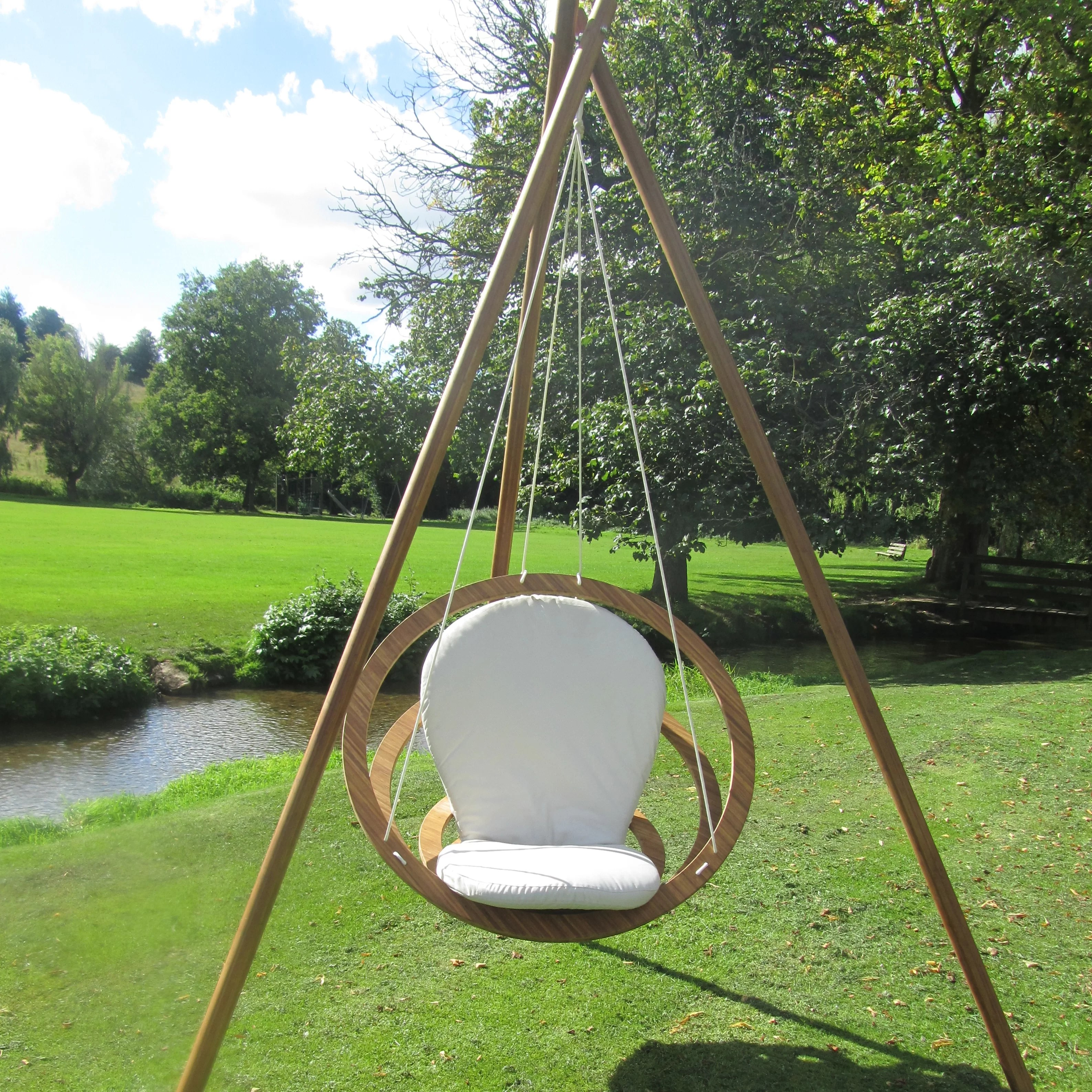 Swing Chair Stand Circa Swing Chair With Stand