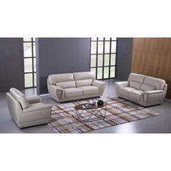 Living Room Set For Cheap How To Decorate A Short Narrow Italian Configurable 3 Piece By American Eagle International Trading Inc