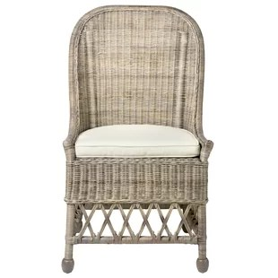 where to buy wicker chairs beach chair lounger rattan accent you ll love wayfair eastham side