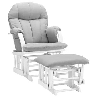 wide glider chair stairway lifts reviews extra rocker wayfair quickview