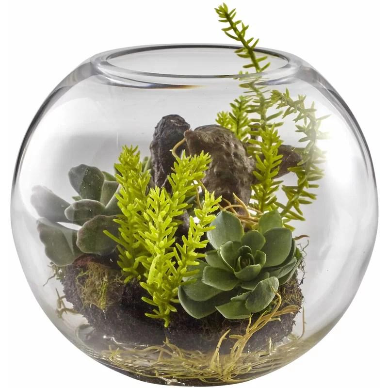 Decorative Succulents Artificial