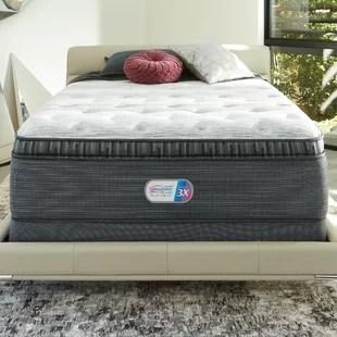 pillow top beautyrest mattresses you ll
