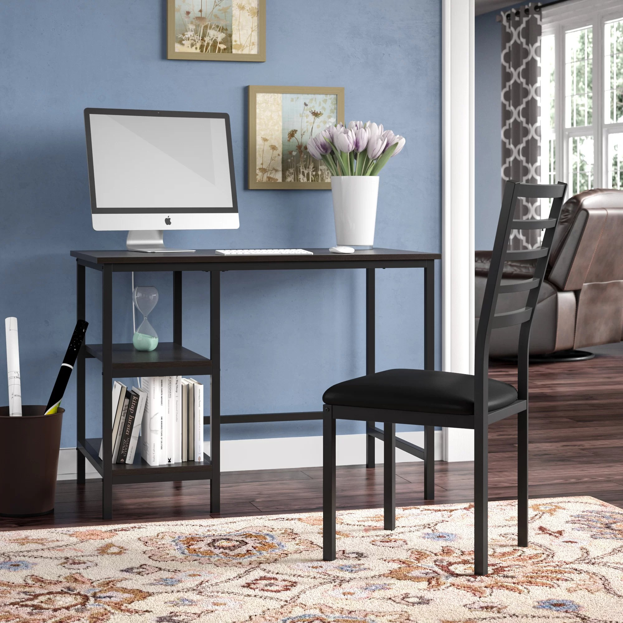 Desk And Chair Set Sheppton Writing Desk With Chair Set