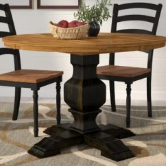 Dark Kitchen Table Best Commercial Degreaser Wood Dining Wayfair Quickview