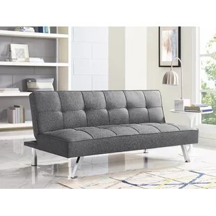 sofas for small es convertible sectional sofa sleeper couches spaces wayfair quickview