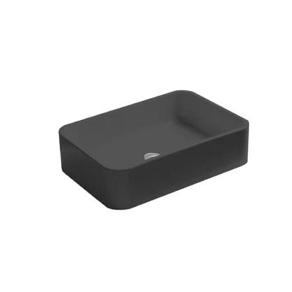 luxury matte black bathroom sinks