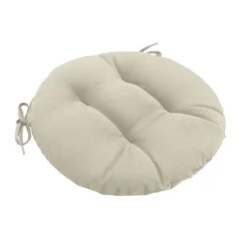 Circular Bamboo Chair Cushion Blue Pattern Accent Outdoor Round Daybed Cushions Wayfair Quickview