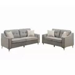 New Style Living Room Furniture Blue Velvet Set You Ll Love Wayfair Ca Sets