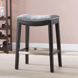 bar stool chair grey classic covers chicago stools counter joss main quickview