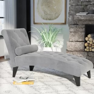 chaise chairs for living room kitchen diner layouts oversized lounge wayfair albanese