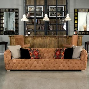 long sofas leather sofa bed vancouver island extra wayfair ca stanley chesterfield