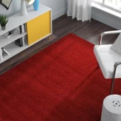Red Rugs For Living Room Modern Set You Ll Love Wayfair Angeline Cherry Indoor Area Rug