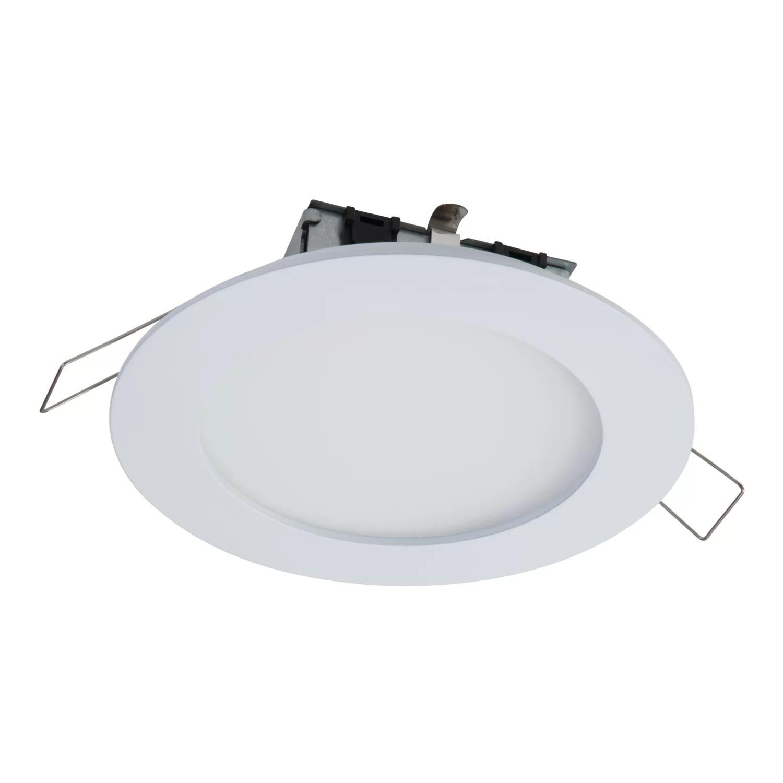 4 remodel led retrofit recessed lighting kit
