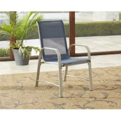 Sling Chair Outdoor Wobble For Sale Patio Dining Chairs You Ll Love Wayfair Kohlmeier Set Of 6