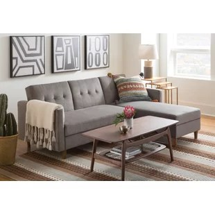 pictures of living rooms with grey sectionals sheer curtains room you ll love wayfair quickview