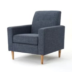 Aqua Accent Chair Otter Bath Modern Contemporary Allmodern Vytis Armchair