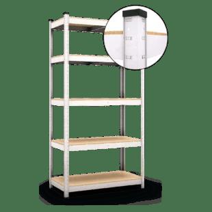 kitchen shelf franco sinks shelving you ll love wayfair ca save