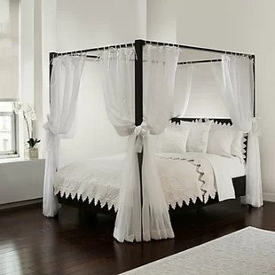 ahren polyester bed canopy